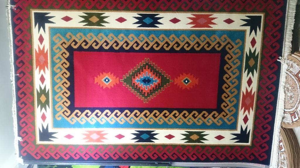 فرش فانتزی نقشه پامچال